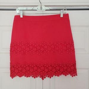 GAP miniskirt Size 4